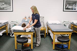 Physical therapy in Fairfax, VA